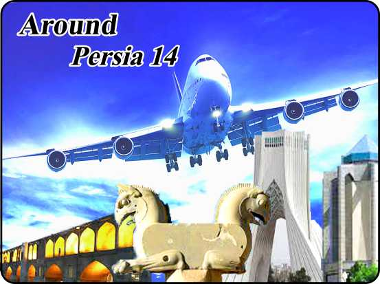 Around Persia